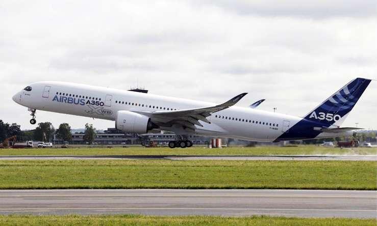 Лайнер A350