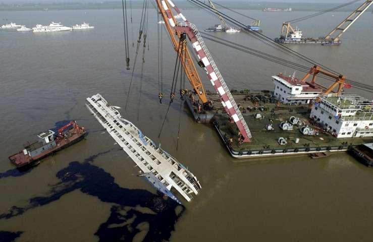 Затонувшая «Звезда Востока» унесла жизни 434 человек. Фото 4