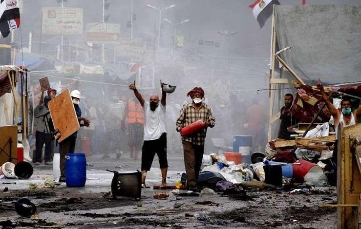 Беспорядки в Египте. Август 2013. Фото 9