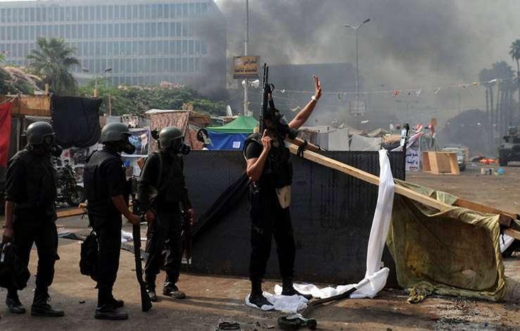 Беспорядки в Египте. Август 2013. Фото 4