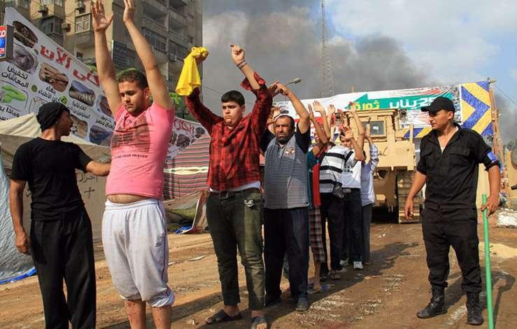 Беспорядки в Египте. Август 2013. Фото 3