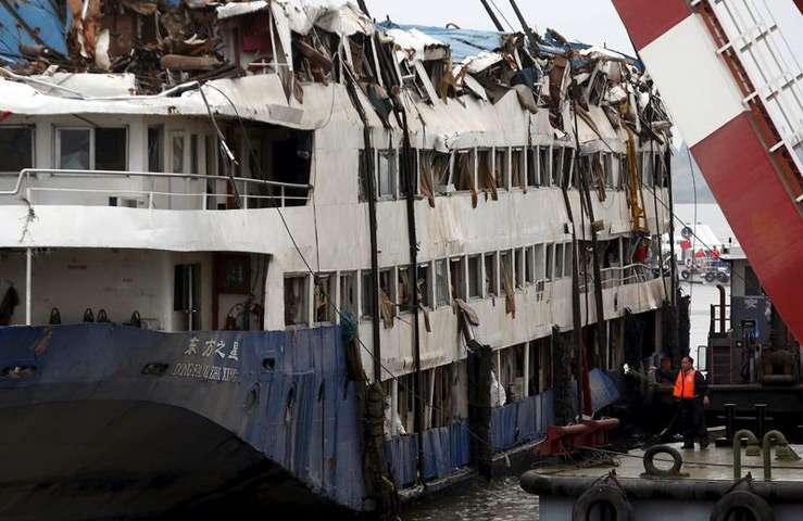 Затонувшая «Звезда Востока» унесла жизни 434 человек. Фото 3