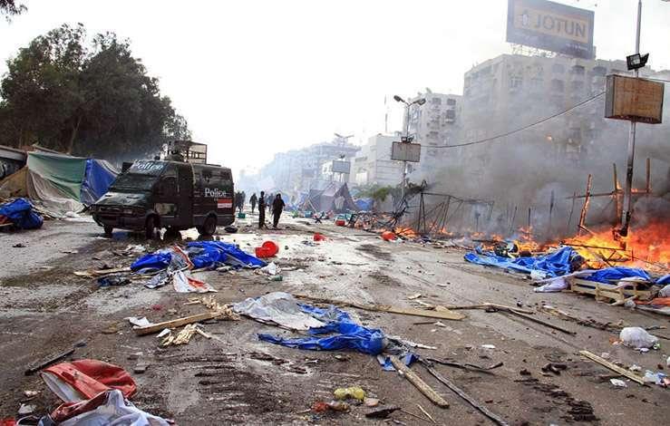 Беспорядки в Египте. Август 2013. Фото 6