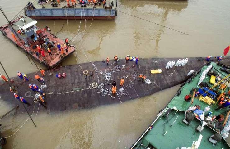 Затонувшая «Звезда Востока» унесла жизни 434 человек. Фото 2