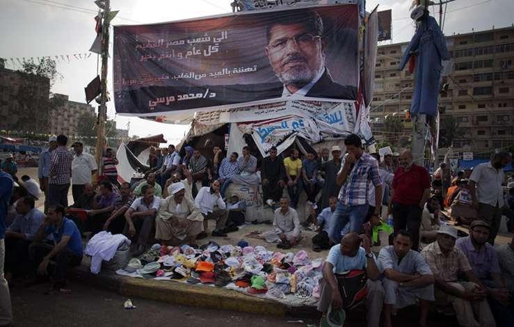 Беспорядки в Египте. Август 2013