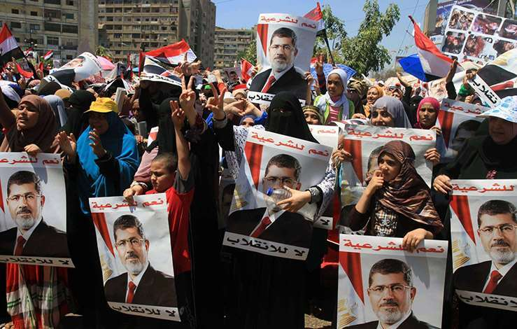 Беспорядки в Египте. Август 2013. Фото 1