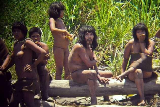 Сексуальные девушки из диких племен101