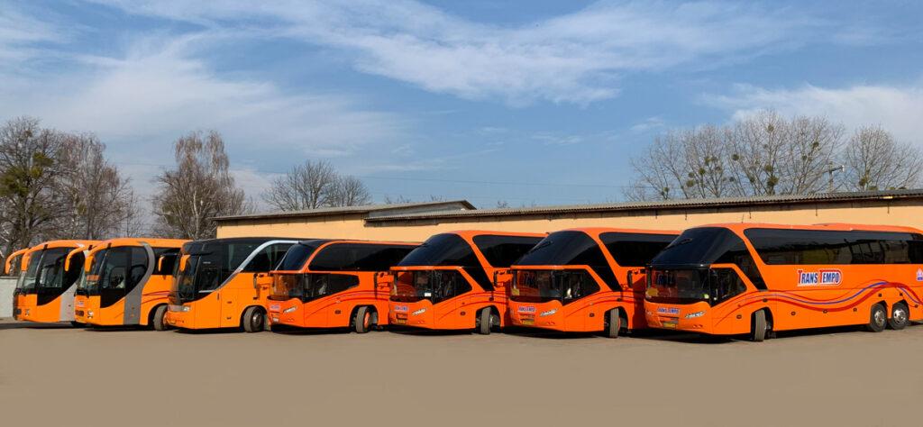 Оренда автобуса Дніпро